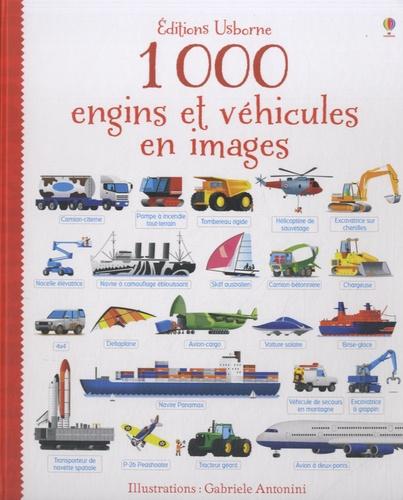 1.000 engins et véhicules en images