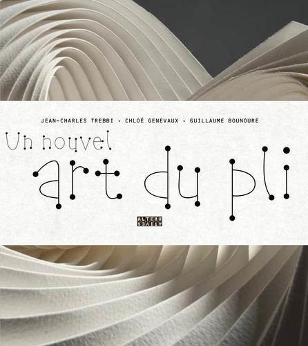 un nouvel art du pli / Jean-Charles Trebbi, Chloé Genevaux, Guillaume Bounoure | Trebbi, Jean-Charles (1951-....). Auteur