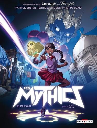 Les Mythics  v.2 , Parvati