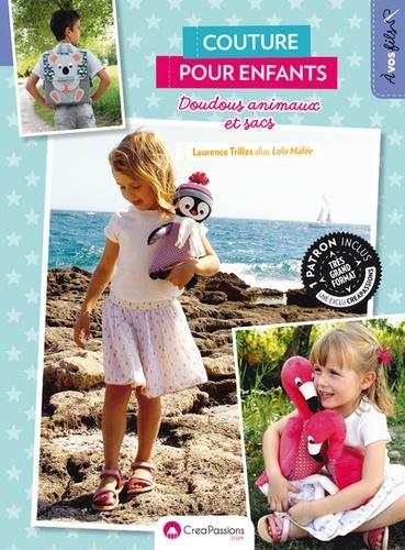 Couture pour enfants  : doudous animaux et sacs