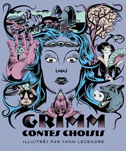 Grimm, contes choisis