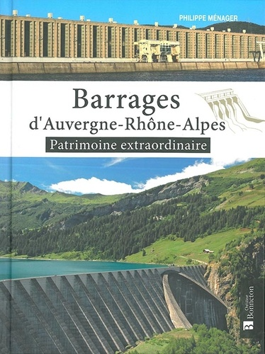Barrages d'Auvergne-Rhône-Alpes