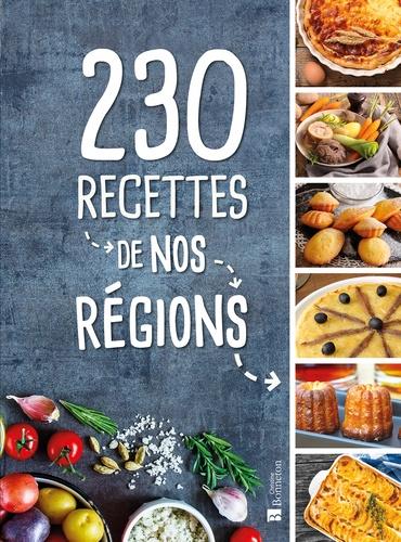 230 recettes de nos régions