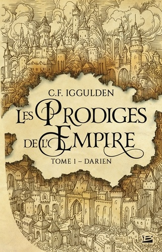 Les  prodiges de l'Empire  v.1 , darien